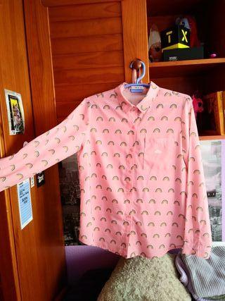 blusa Kling puesta una sola vez