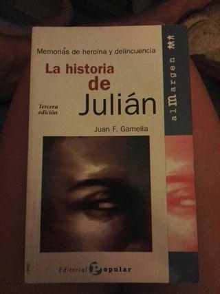 libro La historia de julian