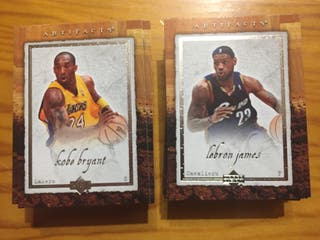 Upper Deck. NBA Artifacts 2007