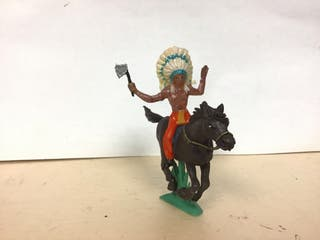 Figura indio oeste jecsan