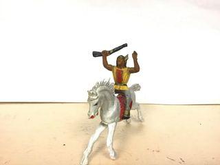 Figura indio a caballo jecsan