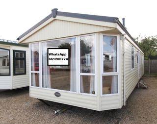 Espectacular Mobile home 11x4 m interior de lujo