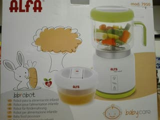 Robot para la alimentación infantil