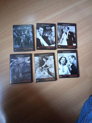 Obras Maestras del Cine