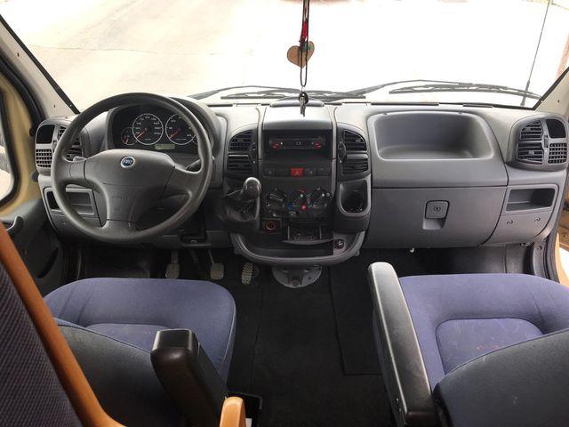 Autocaravana Fiat Benimar Anthus 5000LG