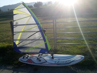 equipo de windsurf completo