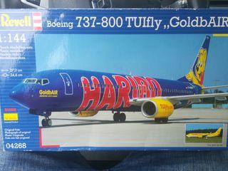 MAQUETA BOEING 737-800