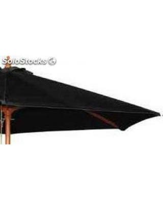 Sombrilla cuadrada Negro 2,7(Al) x 2,5 x 2,5m 7
