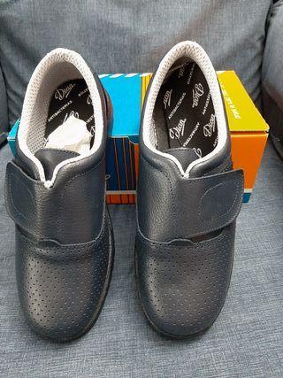 Zapatos anatómicos de seguridad Diam.N°40