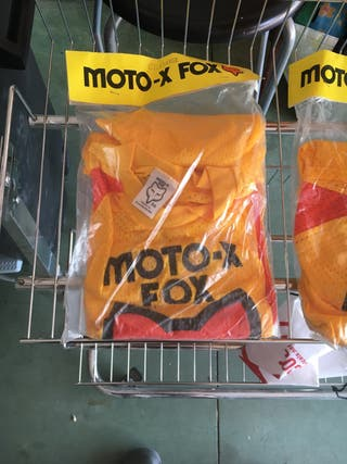 Camiseta calada Fox