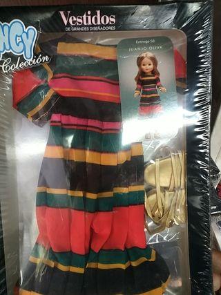 vestido Nancy Juanjo Oliva nuevo