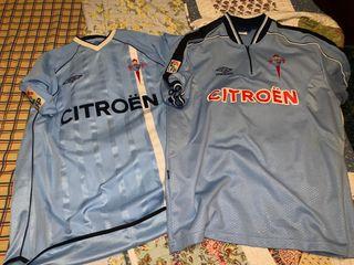 Camisetas Celta Vigo