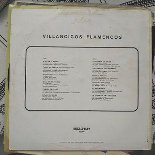 Disco vinilo Villancicos Flamencos