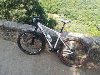 Bicicleta GT talla L 29