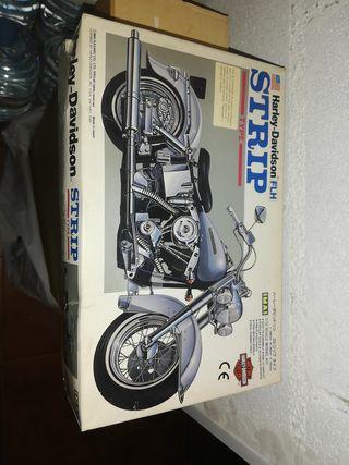 Maqueta Harley-Davidson