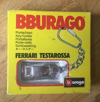 Llavero Ferrari Testarossa Bburago