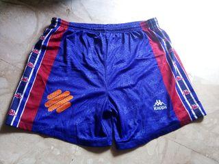 pantalón de juego Pau Gasol kappa fc Barcelona