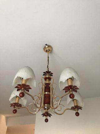 Juego lamparas