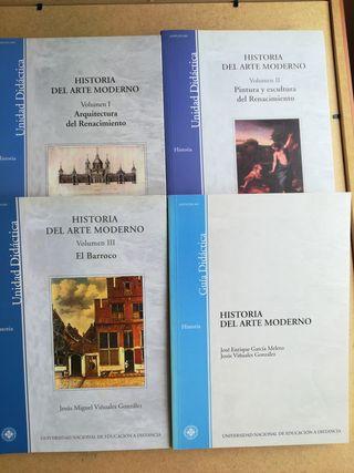 Historia del Arte Moderno Uned