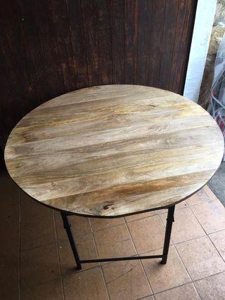 Mesa madera maciza NUEVA