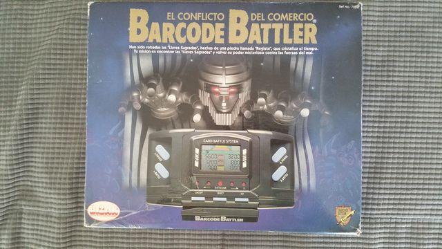 consola Barcode Battler