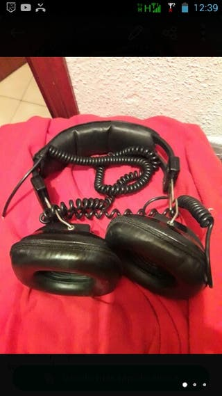 auriculares Sony D R =7 Stereo Vintage