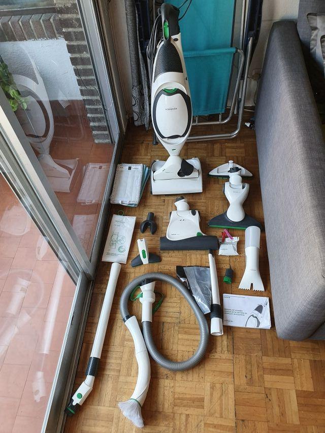 Robot de limpieza Vorwerk de Thermomix