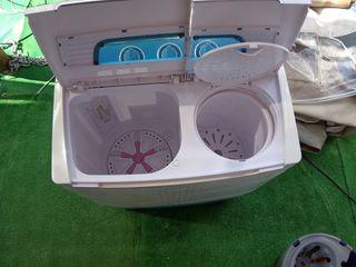lavadora de camping