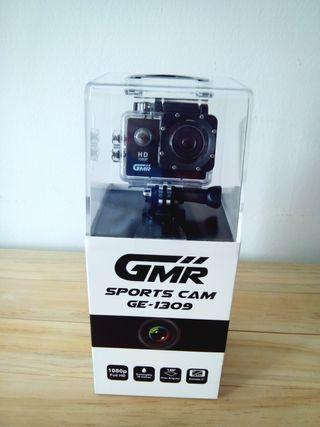 Cámara deportiva hd gmr ge-1309 1080p