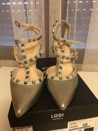 Espectacular zapatos Lodi Valentino Ocasion !!!!!