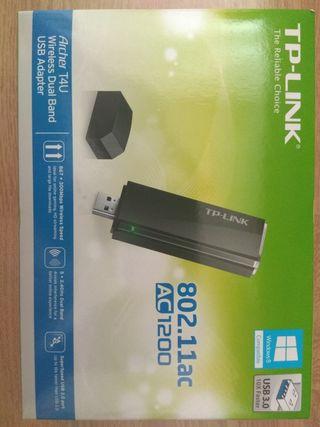 Router inalambrico de doble banda 5Ghz NUEVO