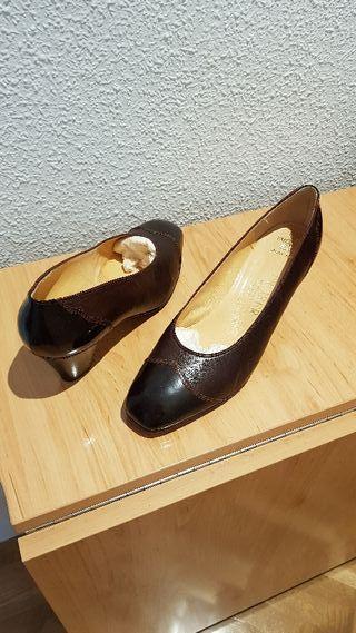 Zapatos de Piel n° 40