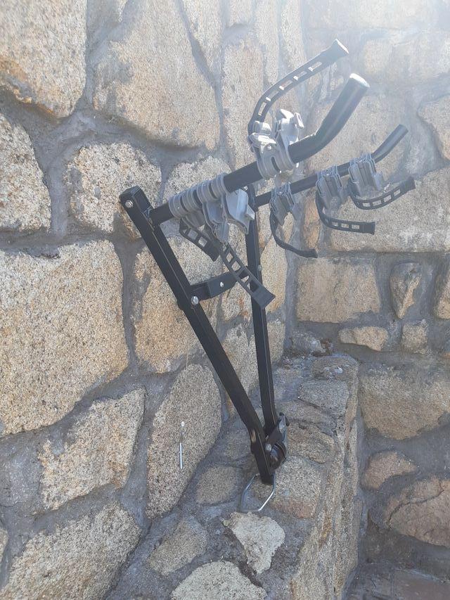 porta bicicletas de tres