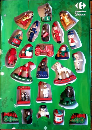 Figuritas Navidad