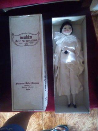 muñeca de porcelana de Josefina , Ramón inglés