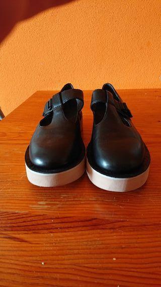zapatos camper sin estrenar, t 38