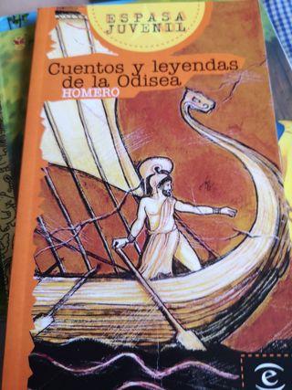 cuentos y leyendas de la Odisea
