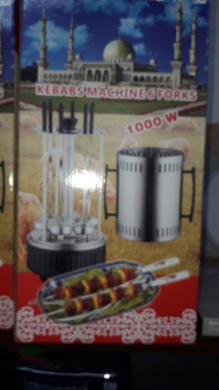 maquina de kebab