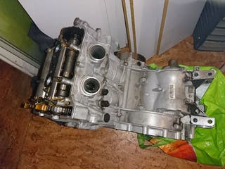 motor BMW F800ST con 50000 km
