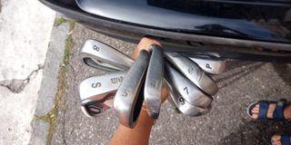Set completo de palos de golf