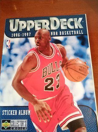 album cromos NBA 1996/97