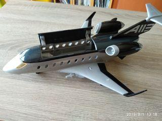 Avión Espía Cars Siddeley