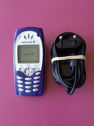 telefono movil antiguo ericsson t-65