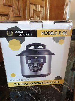 Robot de cocina GM Modelo E 10 litros