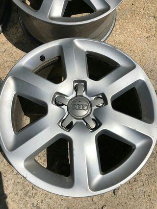 Llantas Audi 18 pulgadas