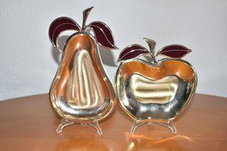 Figuras metálicas decorativas