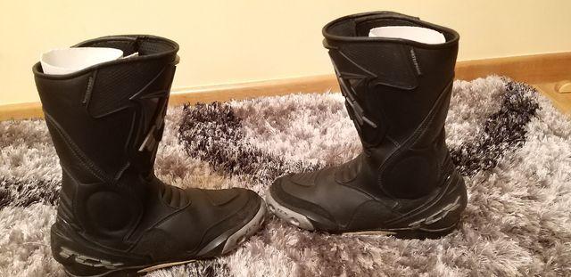 botas media caña
