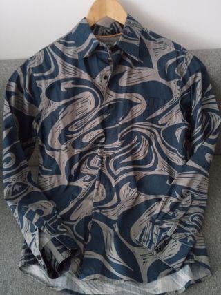 Camisa hombre manga larga Quiksilver