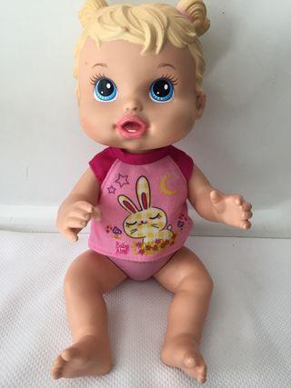 Muñeca Alive baby 162
