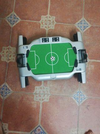 Juego campo de futbol
